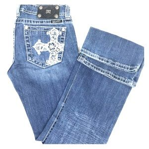Miss Me Bootcut Size: 27